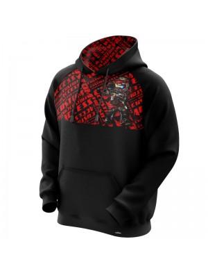 Hoodie Bboy Red
